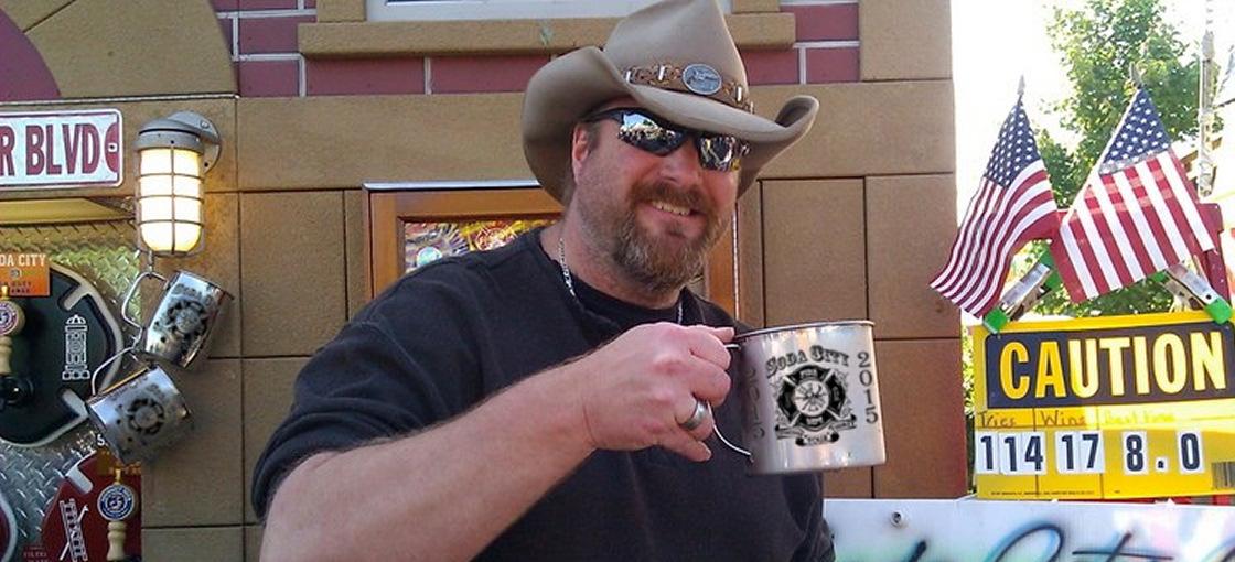 Mr. CowBoy Wins the Soda City Challenge